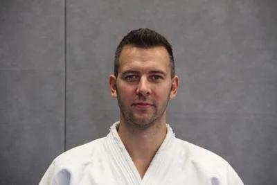 Photo de Matthieu, intervenant du Club Aikido Takemusu Arras